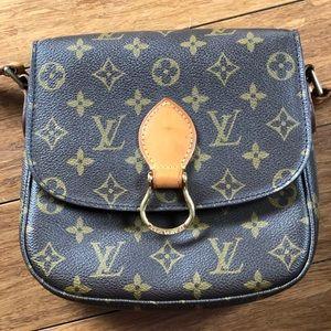 St Cloud Louis Vuitton Authentic